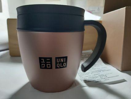 UNIQLO 不鏽鋼 金色款