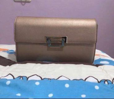 charles & keith sling bag tas slempang rose gold ORIGINAL