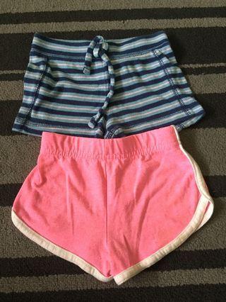Short Pants-Combo