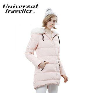 Universal Traveller winter down jacket