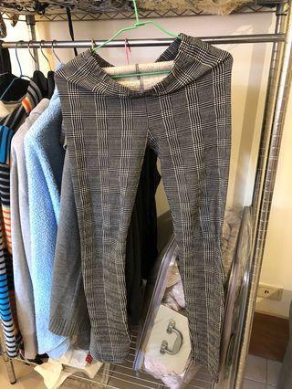 #5折清衣櫃-韓國製,不敗千鳥格冬天可穿。