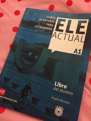 ELE 西班牙語課本