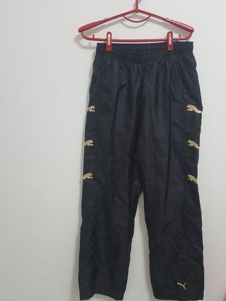 PUMA防風運動褲