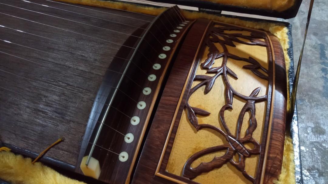 16弦古箏