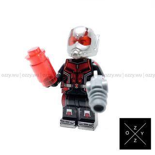 Lego Compatible Marvel Minifigures : Ant-Man