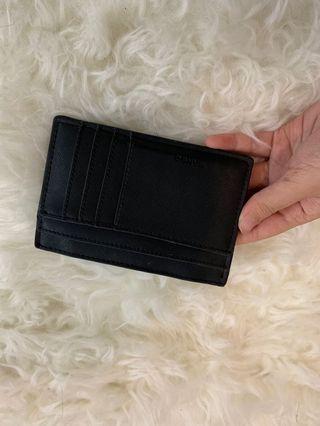 Mango black card holder