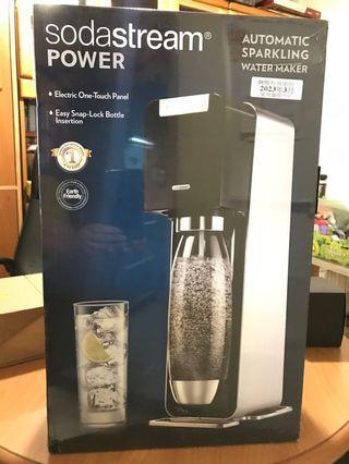 英國sodastream power氣泡水機(暫售)