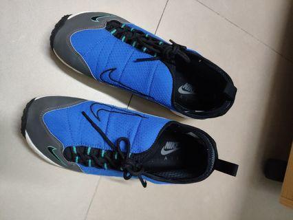 Nike Air footscape NM Hyper Cobalt/Black