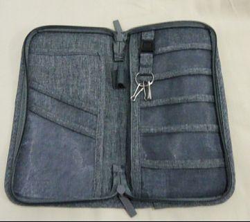 Travel Wallet Document Organizer