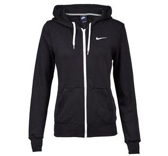 Nike FT FZ HOODY SWOOS 女生外套 m 正品