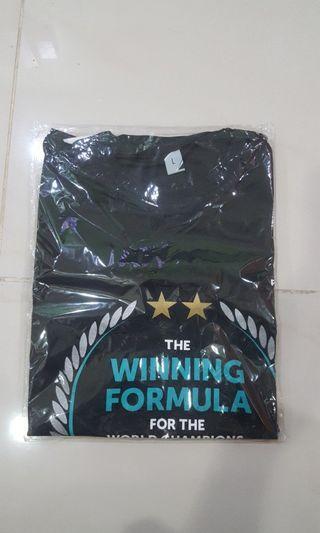 Petronas merchandise Tshirt