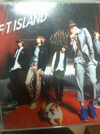 FTisland 經典CD