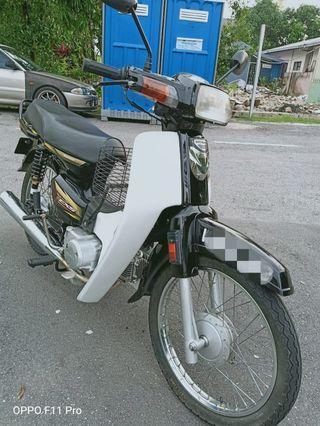 Honda C100