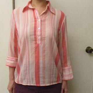 ? DO 襯衫 或 外搭罩衫 7-8分袖 #5折清衣櫃