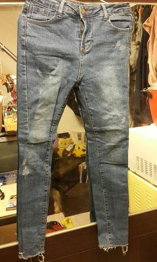 jeana牛仔褲