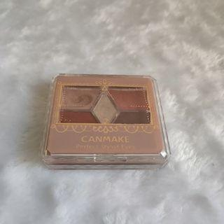 CANMAKE眼影盤
