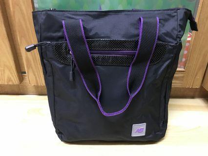 [New Balance]手提包 2012年款黑色