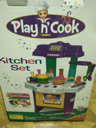 Kitchen Toy Set Toys Walkers Carousell Philippines