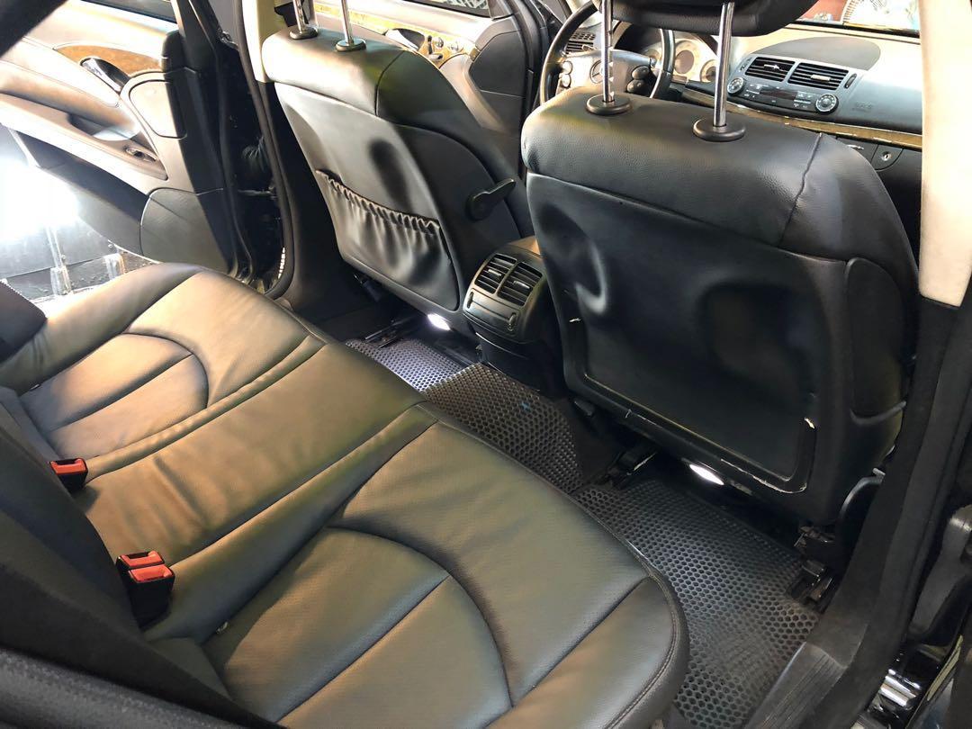 2008年 賓士 M-Benz E350 高雄二手車 代步車