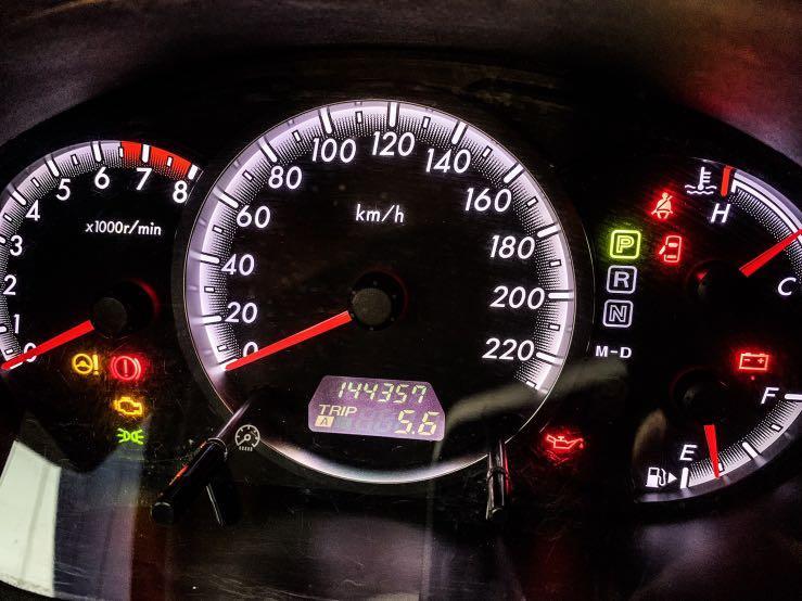 2009年 馬自達5 Mazda 5 2.0尊貴型七人座