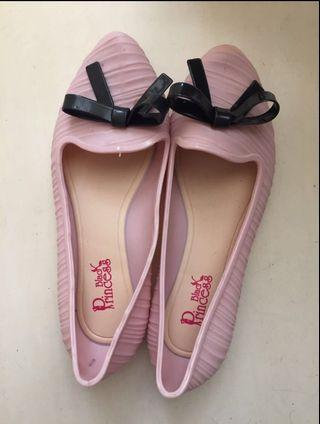 FREE POSTAGE NEW Jelly Pink Shoes Size 37