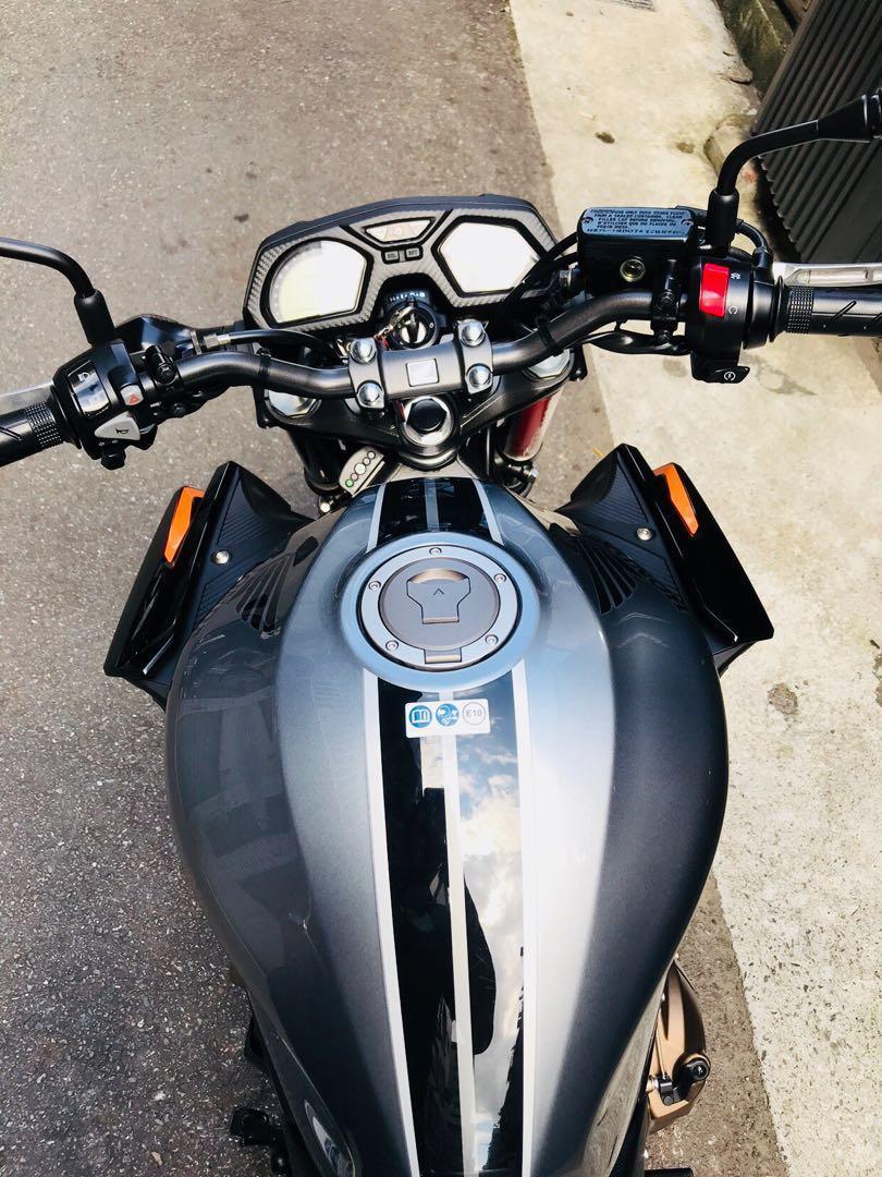 2019年 Honda CB650F ABS 台本 只跑四千公里 可分期 免頭款 歡迎車換車 網路評價最優 業界分期利息最低 四缸 街車 CB650R CBR650F CBR650R 可參考
