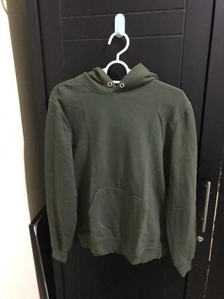 Hoodie army sweater army