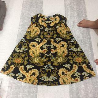 Batik Dress batik keris