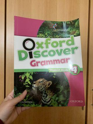 Oxford discover grammar 4