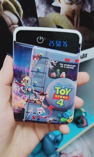 toy4玩具總動員 行動電源