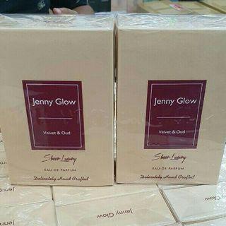 Jenny Glow Velvet & Oud EDP