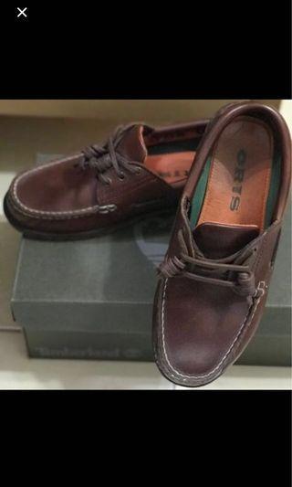 Oris 帆船鞋