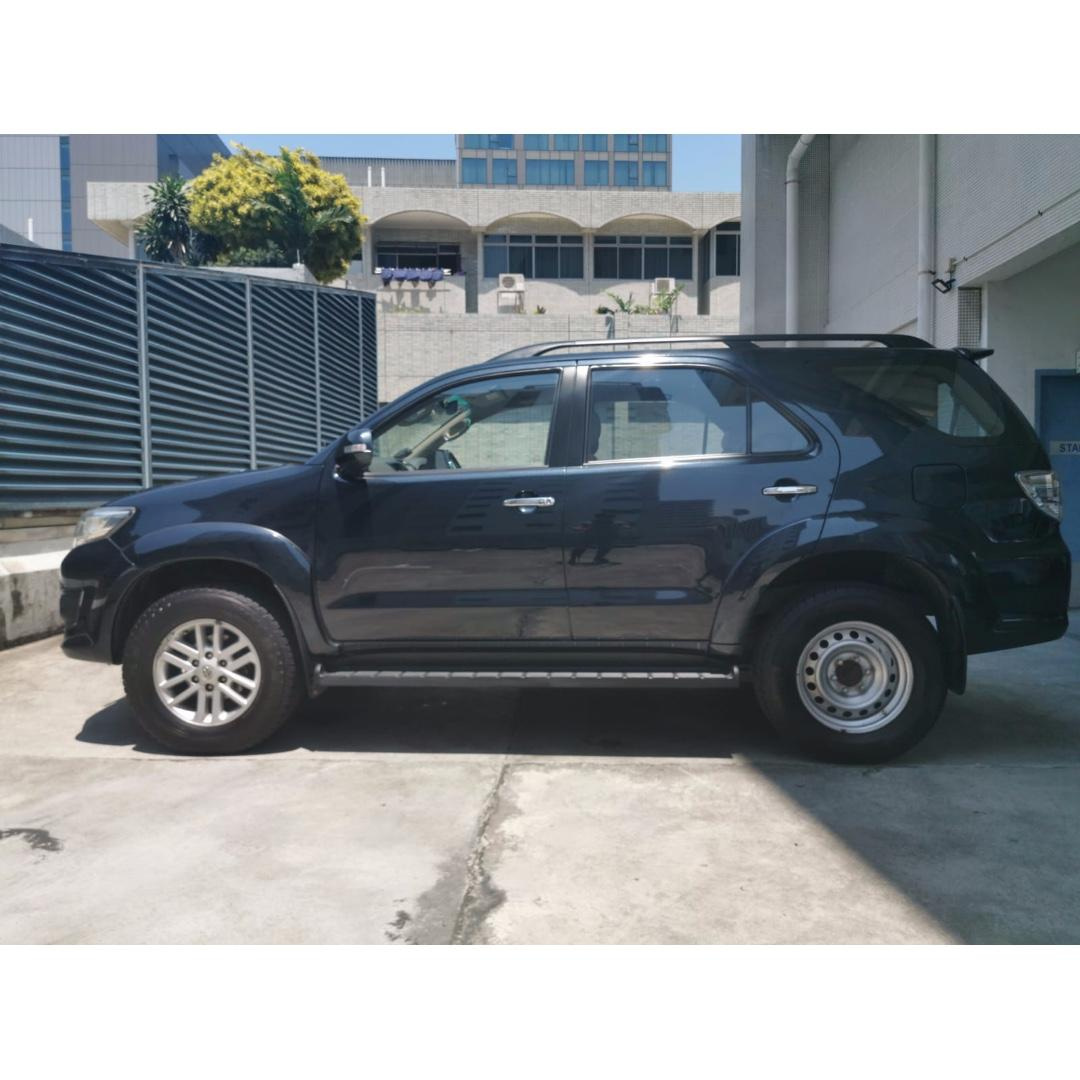 7 Seaters SUV Full Size Rental