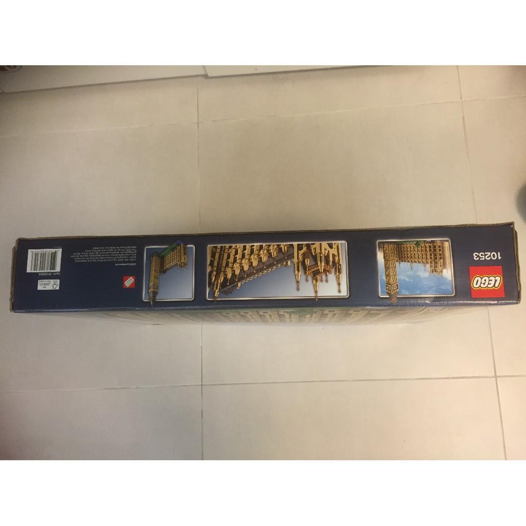絕版 Lego 10253 Brand New Sealed Big Ben 倫敦 大笨鐘