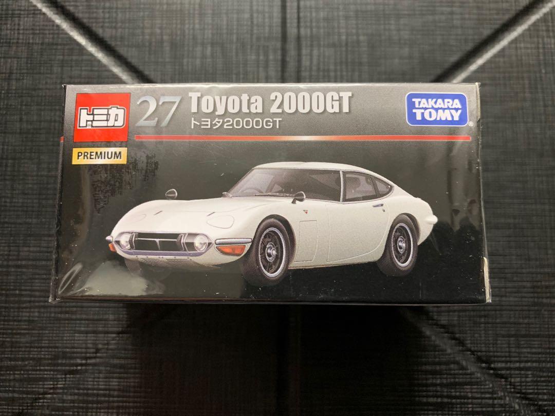 全新購自日本🇯🇵✈️ Tomica Premium 27 Toyota 2000GT
