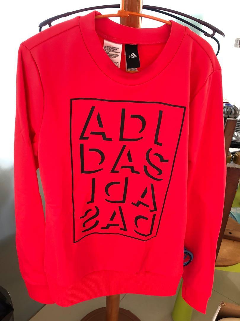 Adidas 大女童上衣