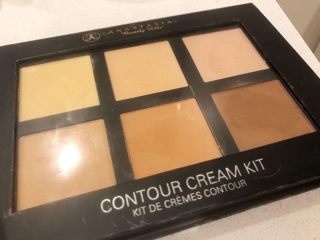 Anastasia Beverly Hills ABH Contour Cream Kit Light