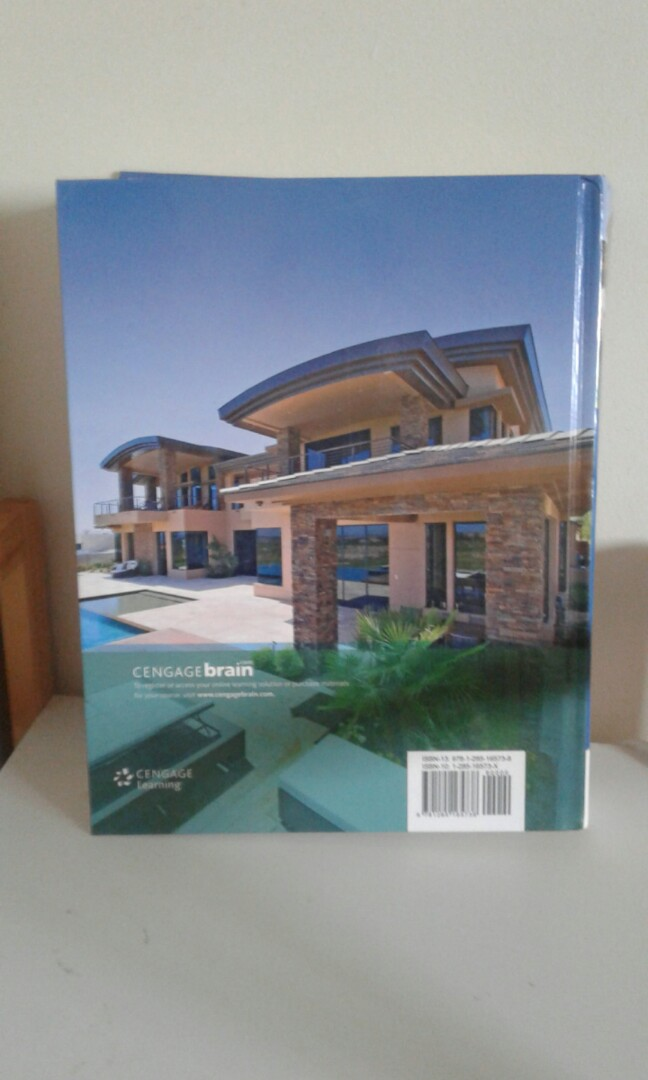 Architectural  Drafting and Design 7th edition.  Authors Alan Jefferis, David Madsen. Great condition  no tears  complete  pages.