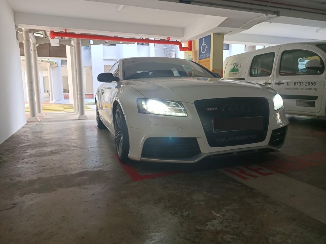 Audi A5 2.0T sport back