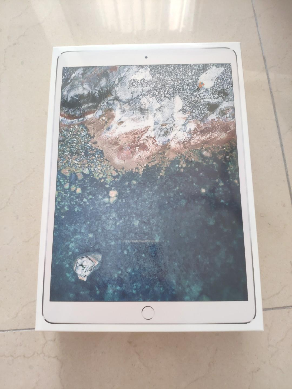 Brand New Sealed Silver iPad Pro 10.5, 256GB, WiFi