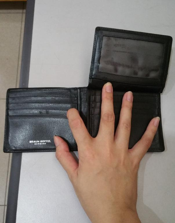 Braun Buffel Men Wallet