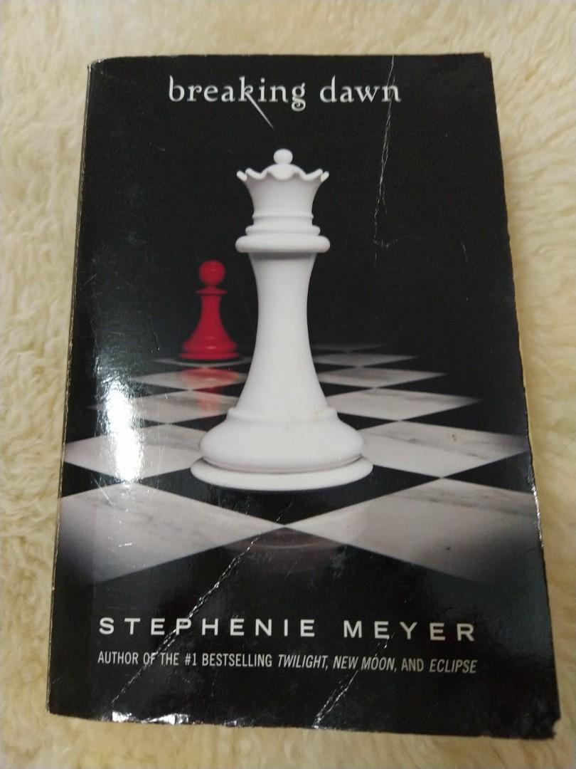 Breaking Dawn - Twilight - Stephanie Meyer