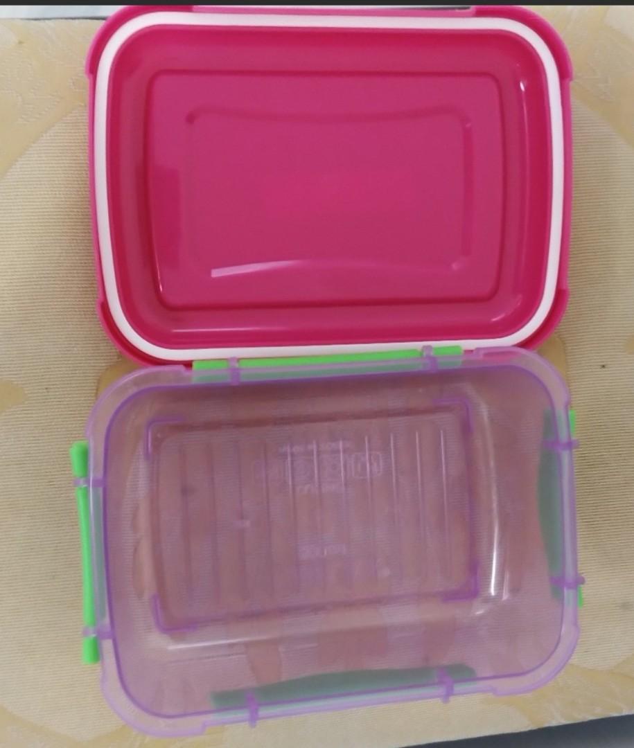 2個 Cimelax韓國微波爐食物盒  (2個17cm小盒)