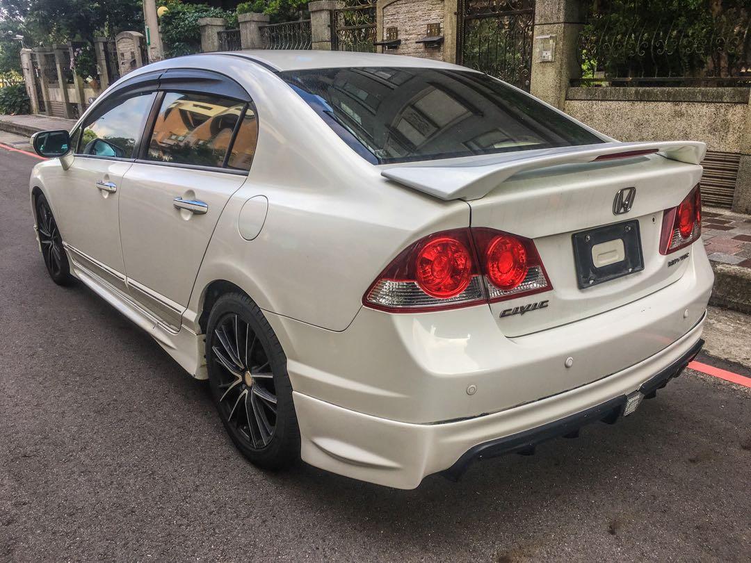 Civic8代 本田K12 年輕人超愛 3500就交車💪