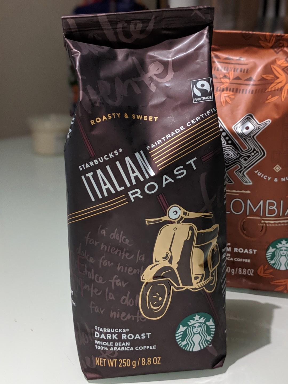 Starbucks Whole Coffee Beans BNIB