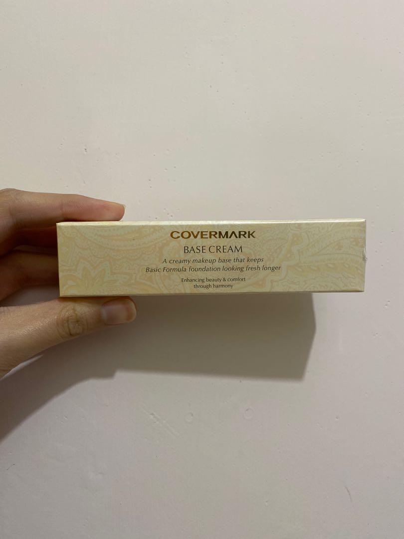 全新Covermark base cream