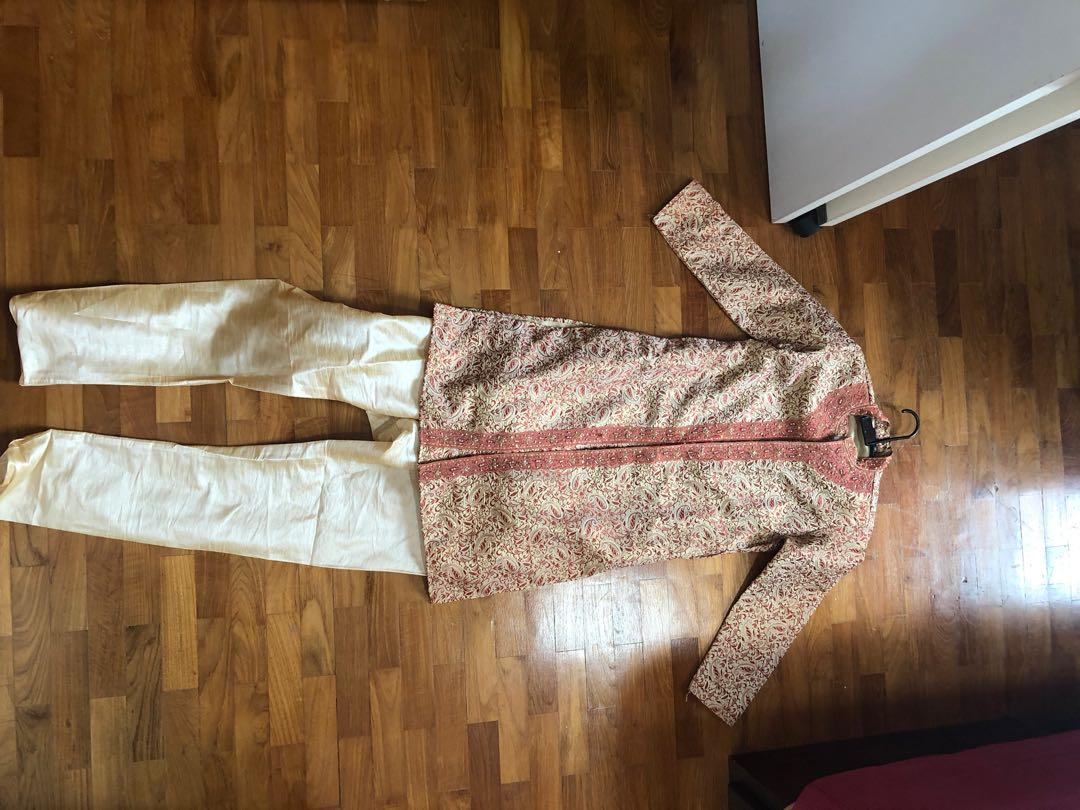 Kids traditional Indian outfit