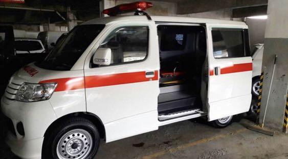 DP MURAH Daihatsu Luxio untuk AMBULANCE mulai 25 jutaan. Daihatsu Pamulang