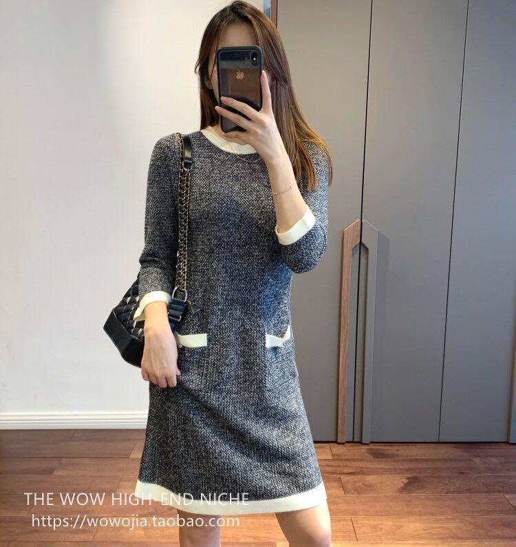 全新針織裙Dress