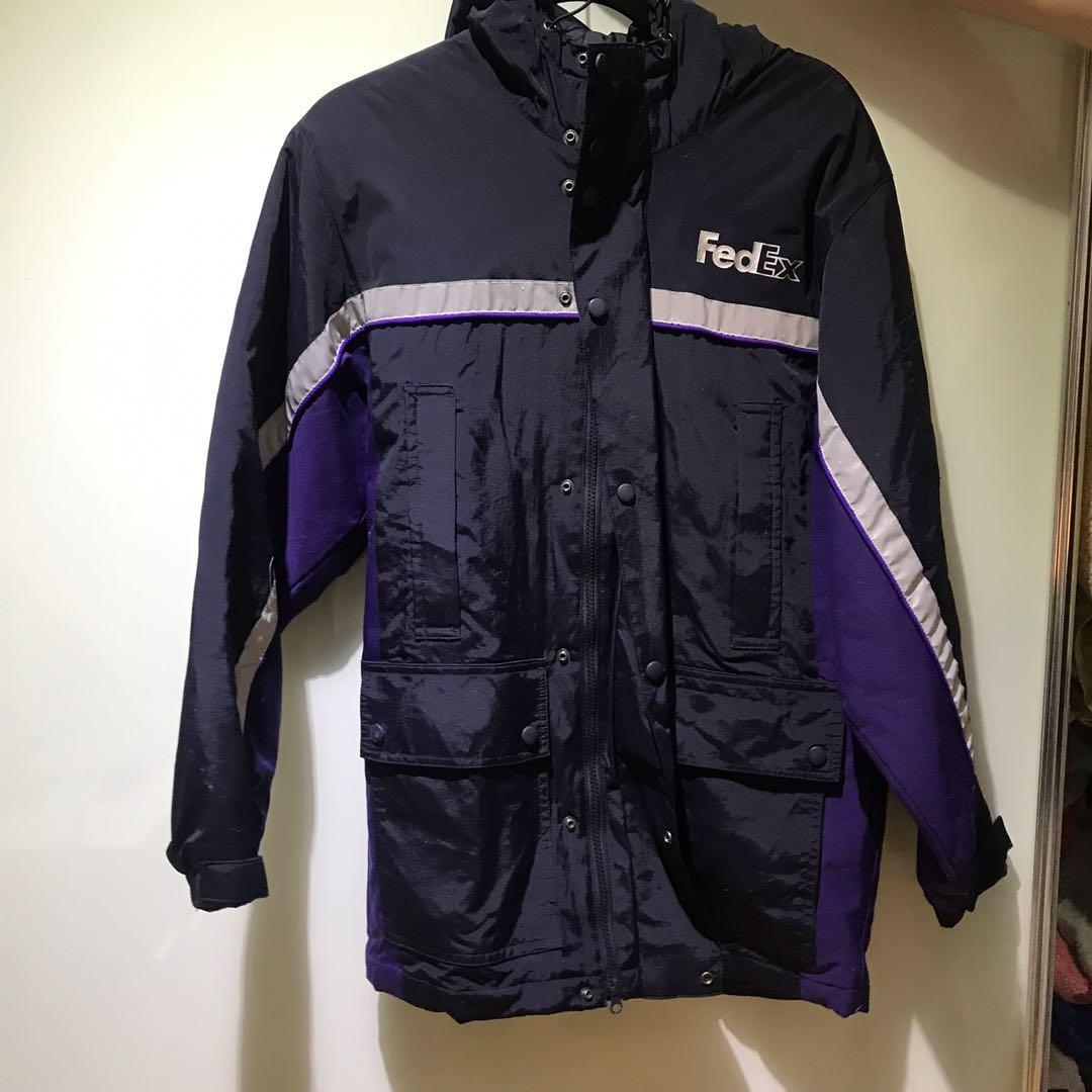 FedEx jacket - MENS XS / WOMENS S/M/AU8/10 - NEVER WORN